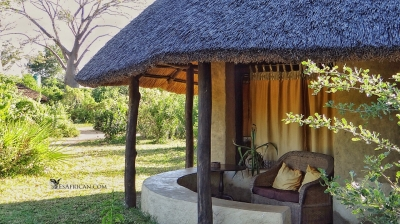 Bushmans Baobabs Chalets, Safari Tents and A-frames, Liwonde National Park